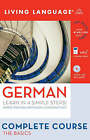 German: The Basics by Living Language (Audio, 2008)