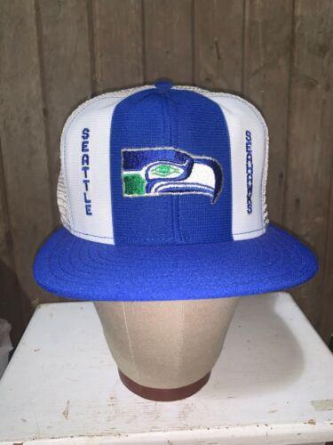VINTAGE RARE 70s Seattle Seahawks  NFL Football AJ
