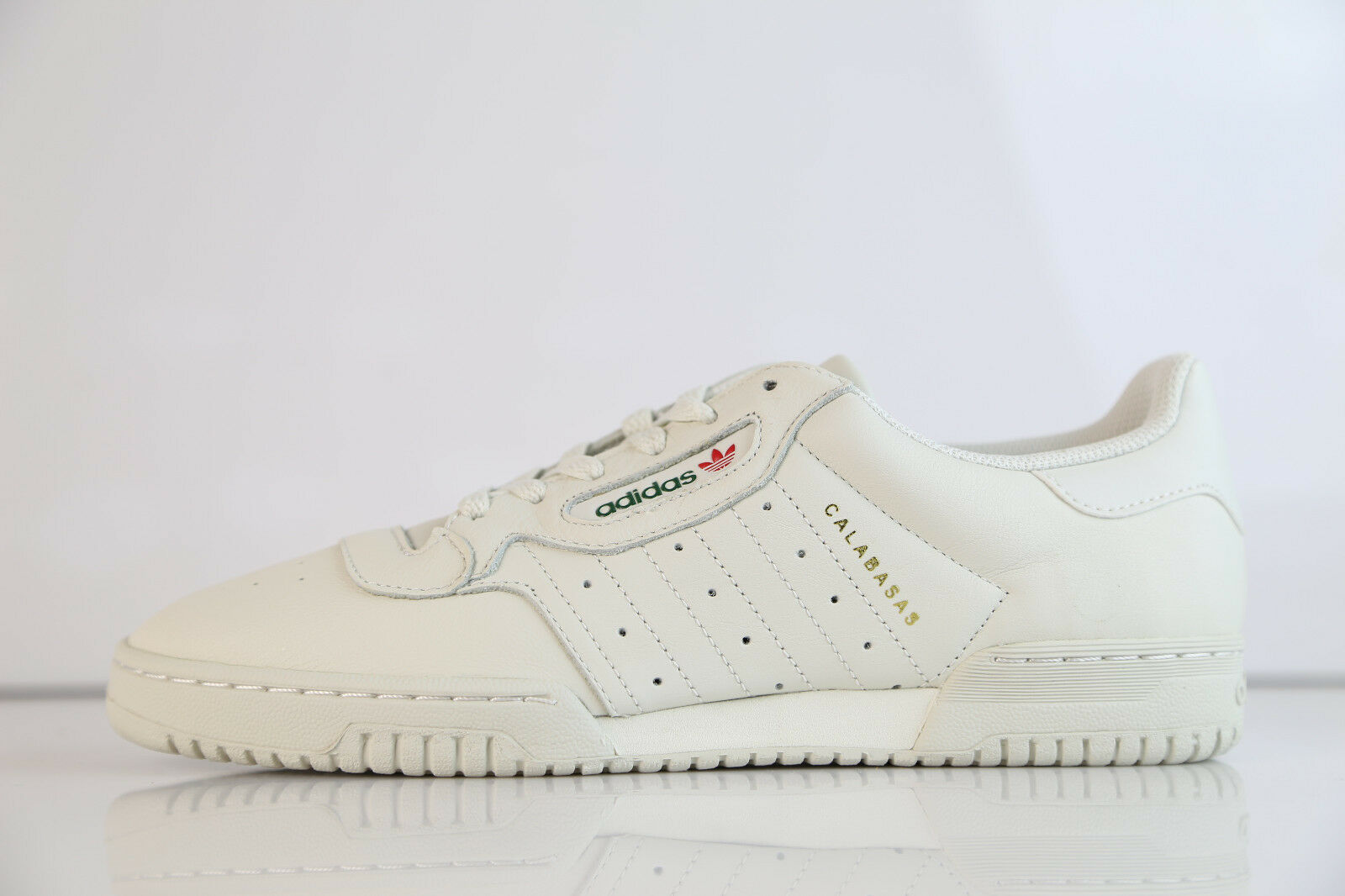 Adidas X Yeezy Powerphase Calabasas White Cream CQ1693 5-14 boost 1 350 rf