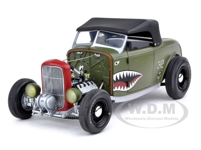 1932 ford zwei highboy aero - 1   18 ein diecast modell - auto von gmp g1805022