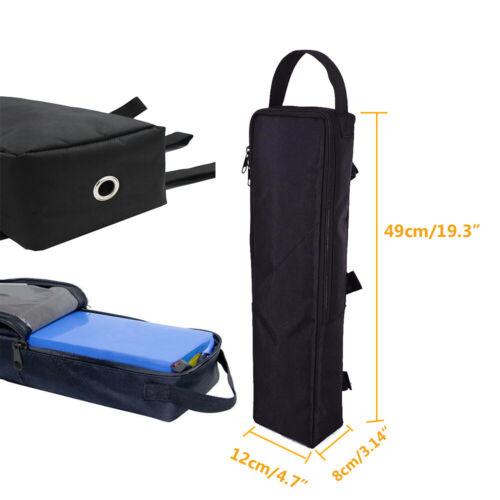 "49cm//19/"" Electric Bike Case Bag Storage Bicycle Ebike MTB Li-lon battery Scooter"