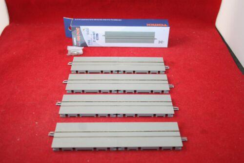 Tomix 1793 Straßenbahn Schienen-Set 4 Stück 140 mm//NEU//OVP 971793