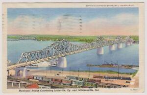 card-Municipal-Bridge-Connecting-Louisville-amp-Jeffersonville-Kentucky