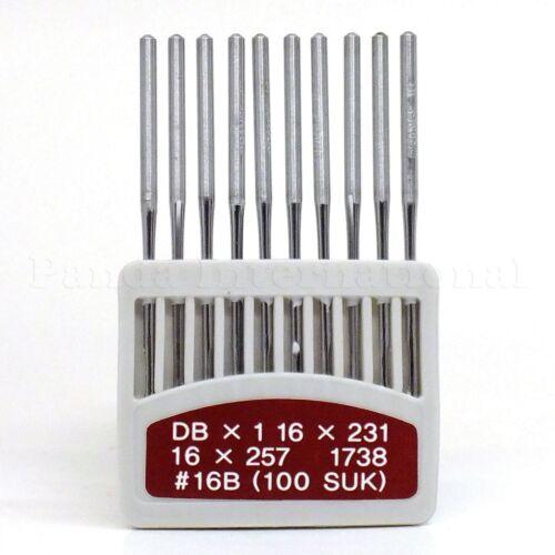 50 st.- Nähmaschinennadeln Rundkolben Nadeln für Nähmaschinen Maschinen DBx1
