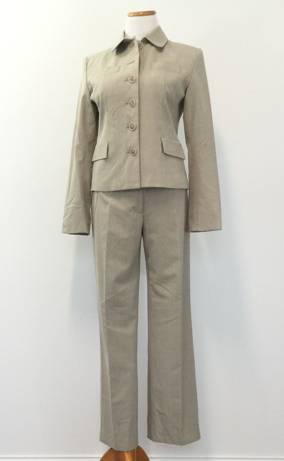 Petite womens career suits smith