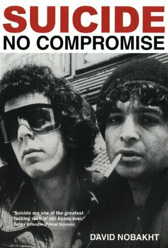 SUICIDE: NO COMPROMISE By David Nobakht - Hardcover *Excellent Condition*
