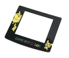 NEU Screen Lens Pokemon Pikachu Game Boy Color - Gameboy GBC Linse Sichtscheibe