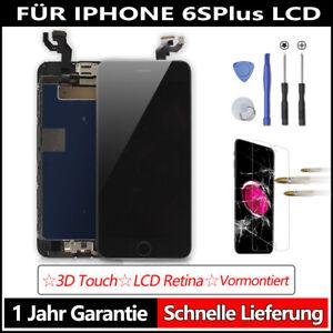 LCD-Display-fuer-iPhone-6S-plus-VORMONTIERT-RETINA-Screen-Bildschirm-3D-Touch-Hot