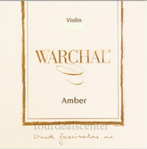 Warchal Amber Violin E String 4/4 --- Loop End