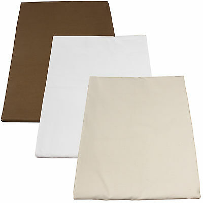 Massage Poly-Cotton Fitted Sheet