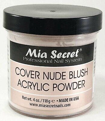 Mia Secret - Cover Nude Blush Nail Acrylic Powder 4oz