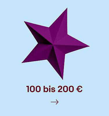 100 bis 200 €