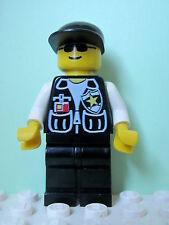 LEGO Minifig soc045 @@ Police - Sheriff Star 2234 3408 6464 6598 6600