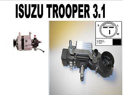 Fits ISUZU Trooper 3.1 TD Starter Motor 1991-1998 11299UK