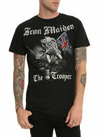 Iron Maiden The Trooper T-shirt, Small