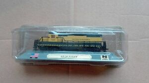 DIE-CAST-LOCOMOTIVE-034-GP-20-NYS-amp-W-034-DEL-PRADO-SCALA-1-160