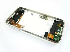 iPhone 3G 8GB Back Cover With Charging Port And Flex Cable Assembly, White