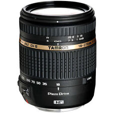 Tamron 18-270mm F3.5-6.3 Di II VC PZD Lens in Canon Fit