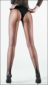 To Waist Pantyhose In The