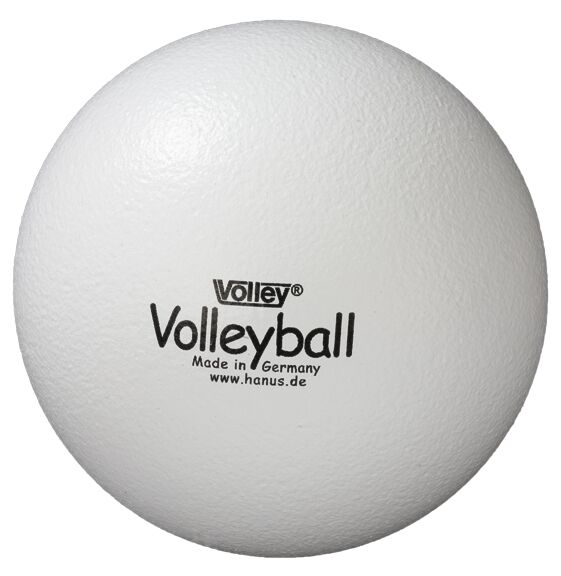 Grevinga® Grevinga® Grevinga® BASIC Soft-Volleyball - VOLLEY - Volleyball in weiß 106092 a72428