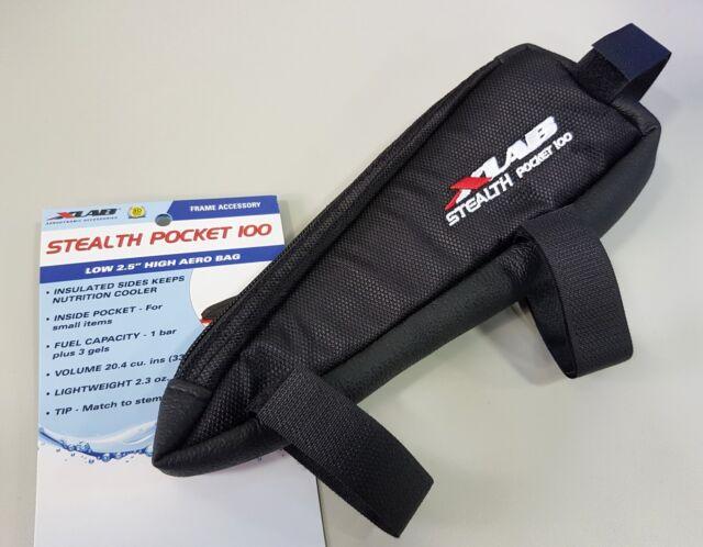 Carbon XLAB Stealth Pocket 100 Frame Pack Black