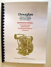 manual for Douglas SV Industrial Engines