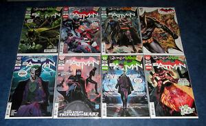 Batman #97 98 99 100 101 5 comic set A Joker War 1st Variant Covers