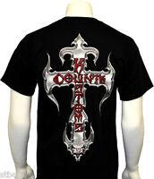 Counts Kustoms Sizes Shirt Mens Small T-shirt Original Vegas Biker Kross Tee