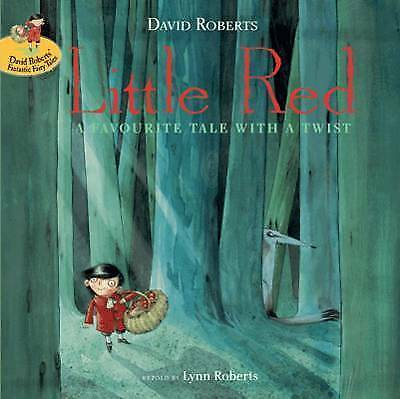 1 of 1 - Little Red, Lynn Roberts, Good Condition Book, ISBN 9781843651833