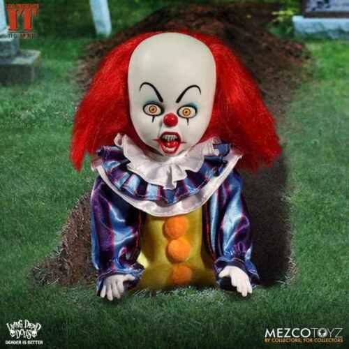 Mezco Toys Figure Pennywise Figura Living Dead Dolls IT