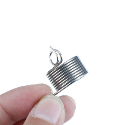 2Sizes Ring Knitting Tools Finger WearThimble Yarn Spring-Guides Needle Thimb FZ
