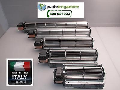 Ventilatore Tangenziale SX termoconvettore, camino, forno, stufa a pellet 230V