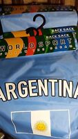 Concept One Accesories Back Sack World Sport Follow The Dream Argentina
