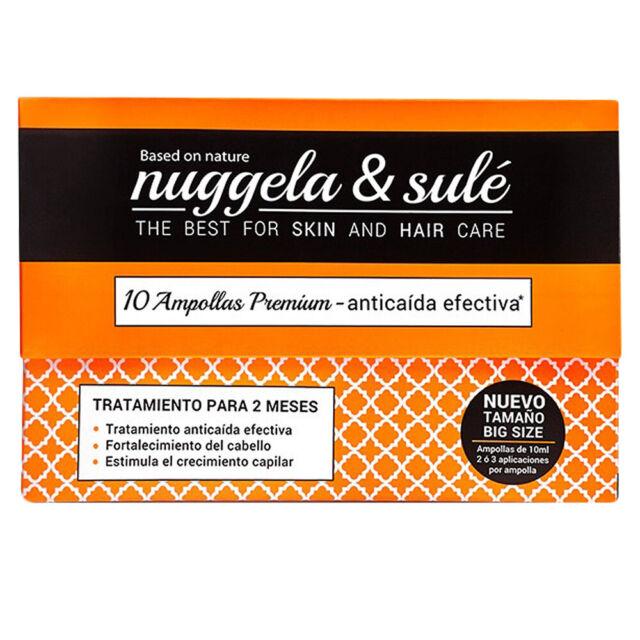Productos Peluquería Nuggela & Sulé unisex ANTI-CAÍDA AMPOLLAS LOTE 10 pz