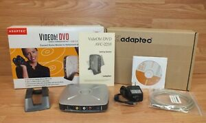 ADAPTEC VIDEOH! AVC-2 DRIVERS UPDATE