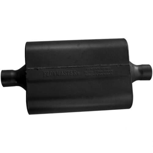 Flowmaster Delta Flow 40 Series Muffler C//C 2.25 942440