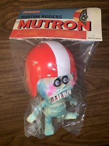 Medicom Designer Con Dcon 2018 Shelterbank Mutron Martians Raiders * rare *