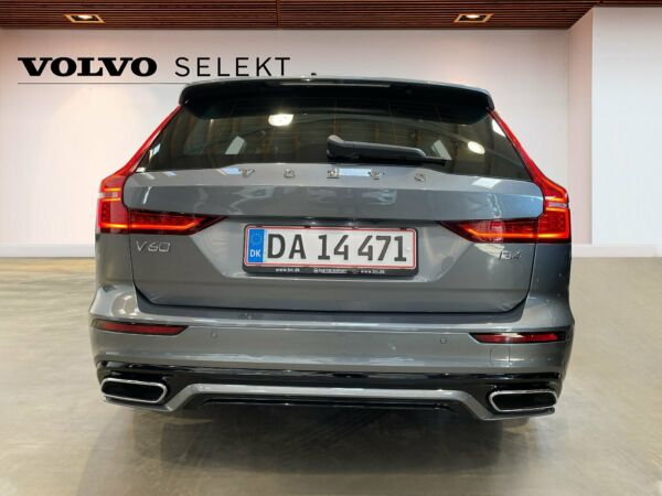 Volvo V60 2,0 B4 197 R-Design aut. - billede 4