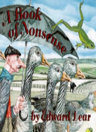 A Book of Nonsense By Edward Lear, P.Mark Jackson