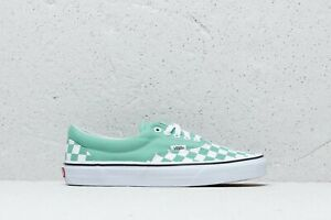 VANS-Checkerboard-Era-Neptune-Green-Mens-Canvas-Skate-Sneakers-Shoes-VN0A38FRVOV