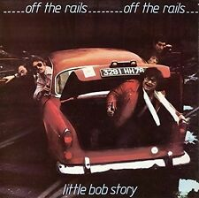 Off the Rails/Live in `78 by Little Bob Story (CD, Oct-2015, Chiswick Records (UK))