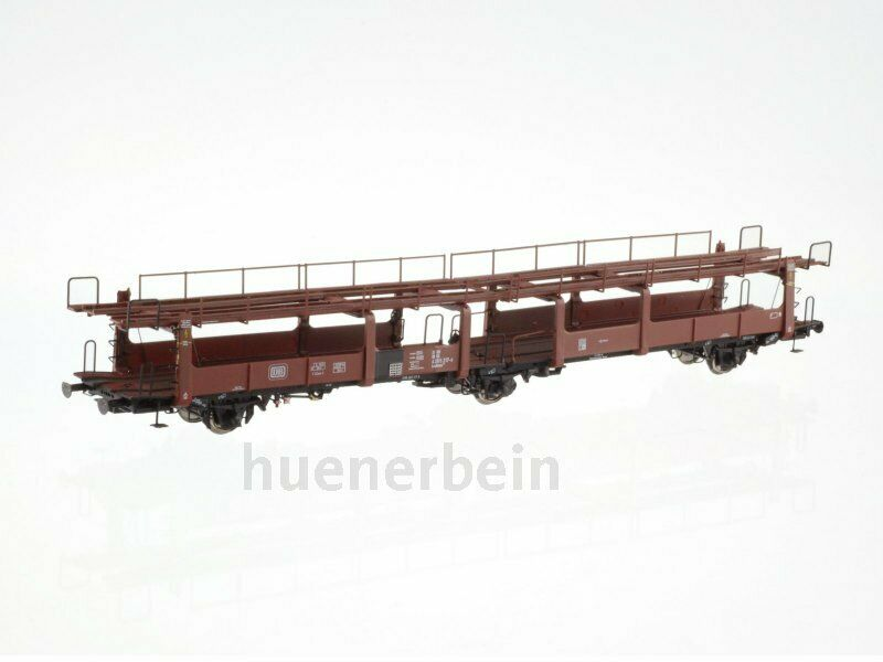 Exact-Train 20003 DB laekkms 542 autotransportwg. EP. IVb Brown New + OVP