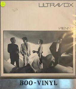 Ultravox-The-Collection-LP-Album-Vinyl-Record-CHR1296-80-039-s-Vienna-Ex