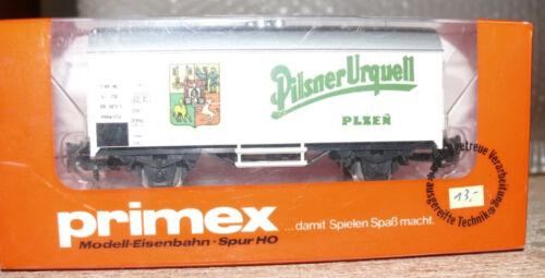 S47 Märklin PRIMEX 4553 CARRO BIRRA PILSNER URQUELL CSD