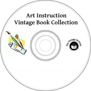 Learn-How-to-Draw-Book-Collection-Art-Instruction-Books-on-CD