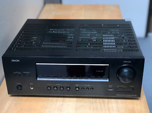 Details about DENON AVR-1912 INTEGRATED NETWORK AV RECEIVER - GOOD  CONDITION - NO REMOTE