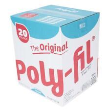 "Peel /& Stick No Sew No Iron Fabric Fuse 2.125x2.5/"" 10pc"