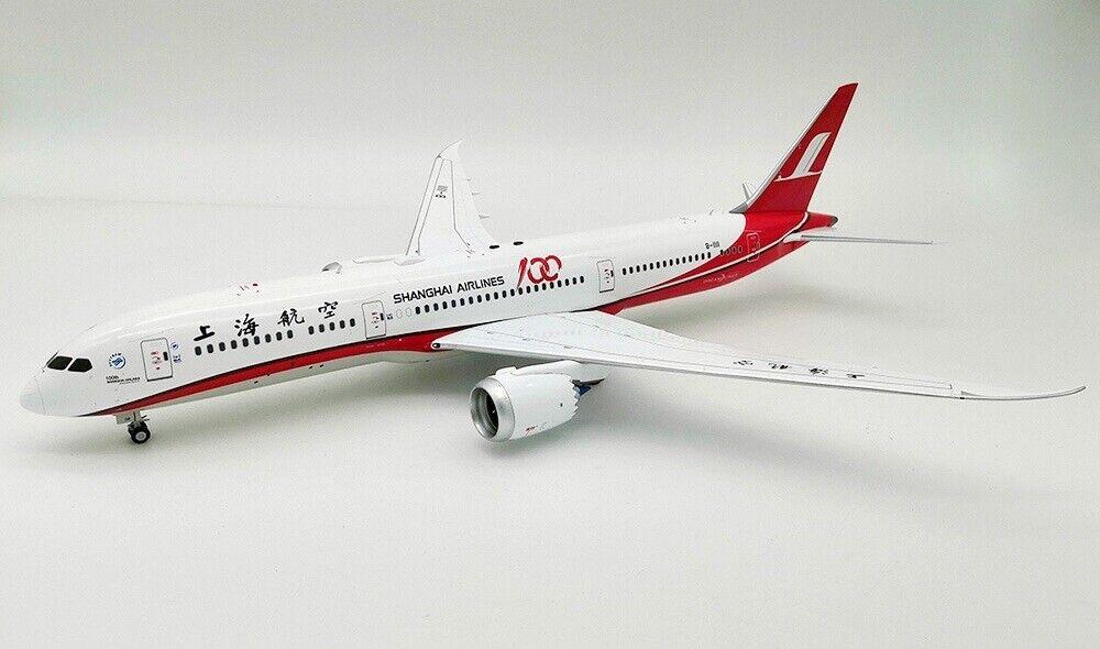 If789fm100 1 200 Shanghai Compagnies Aériennes Boeing 787-9 B-1111 100ème Avion