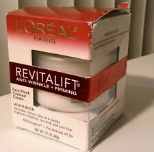 Revitalift Anti-wrinkle & Firming Moisturizer Face & Neck By L'oreal- 1.7oz