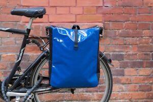 packtasche fahrradtasche gep cktasche satteltasche lkw plane neues modell blau 4260322941085 ebay. Black Bedroom Furniture Sets. Home Design Ideas